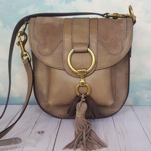 Frye Ilana Harness Saddle Bag Crossbody